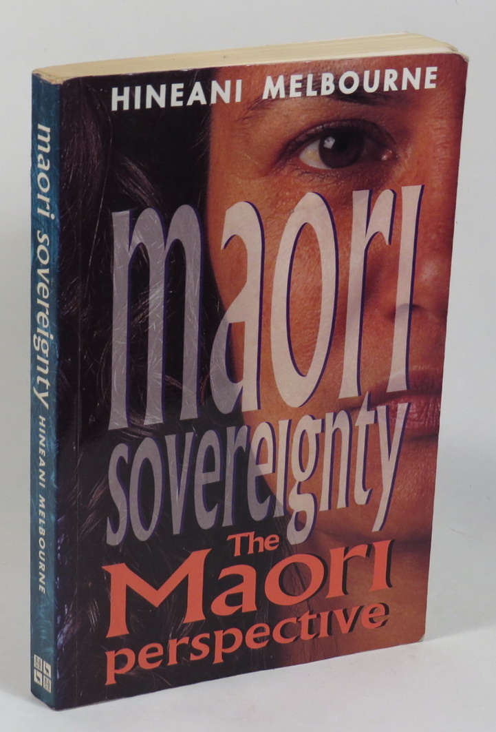 Image for Maori Sovereignty - The Maori Perspective
