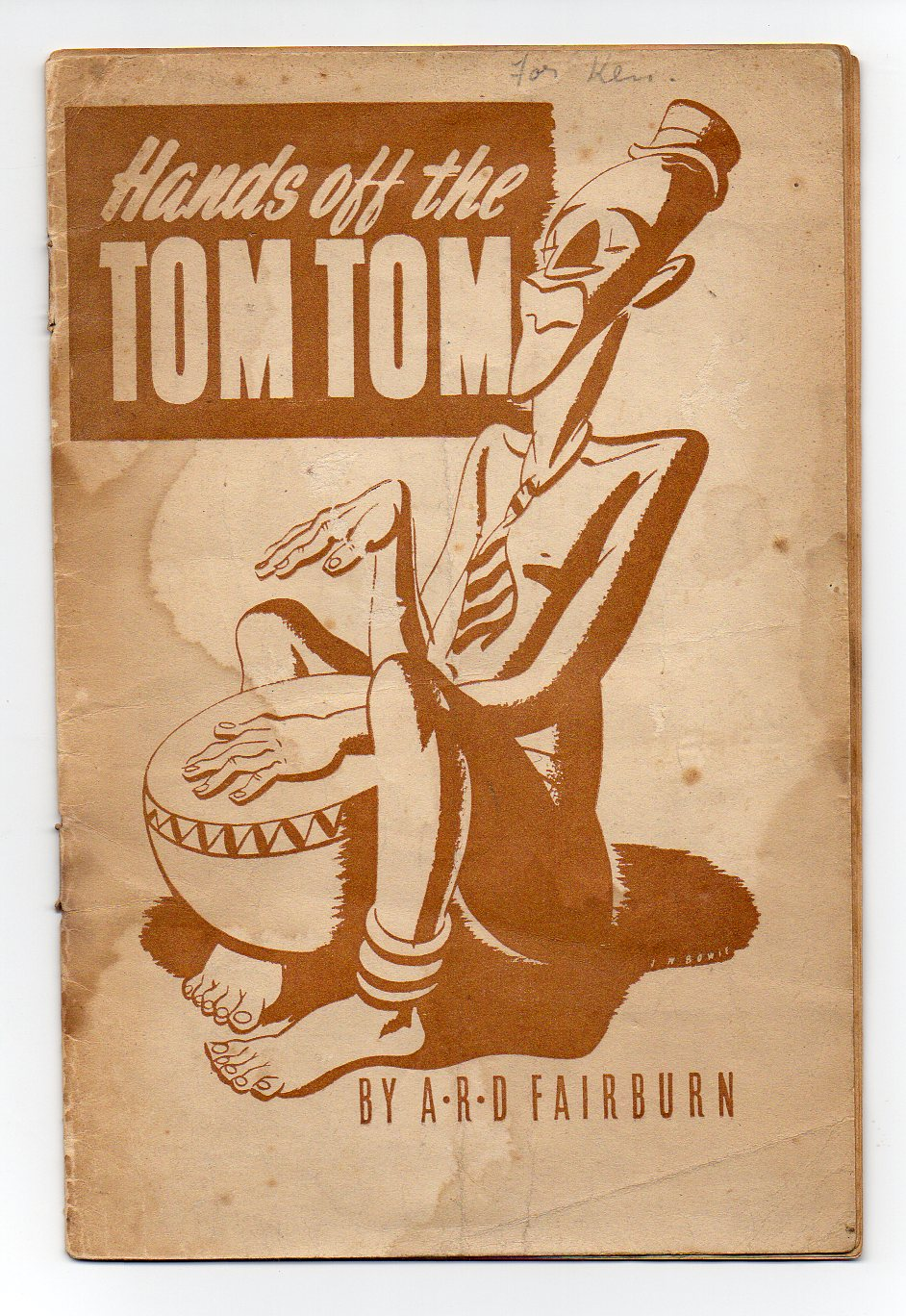 Image for Hands Off The Tom Tom