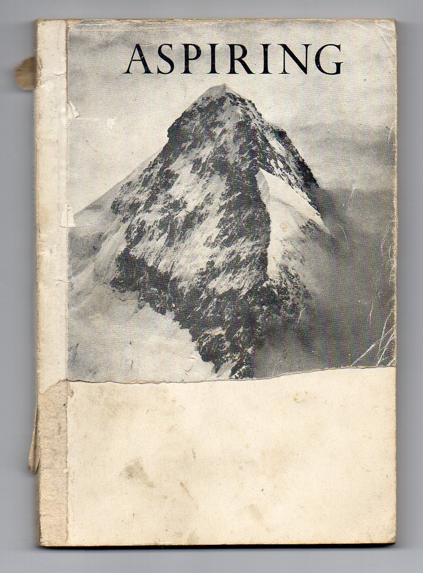 "Image for Aspiring New Zealand: the Romantic Story of the ""Matterhorn of the Southern Alps"""
