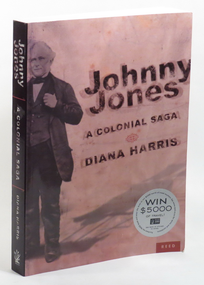 Image for Johnny Jones - A Colonial Saga