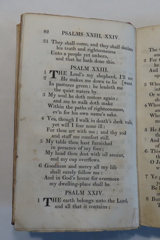 Image for The Psalms of David in Meter: According to the Version Approved by the Church of Scotland, And appointed to be used in Worship.