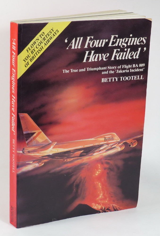 Image for 'All Four Engines Have Failed' - The True and Triumphant Story of Flight BA 009 and the 'Jakarta Incident'