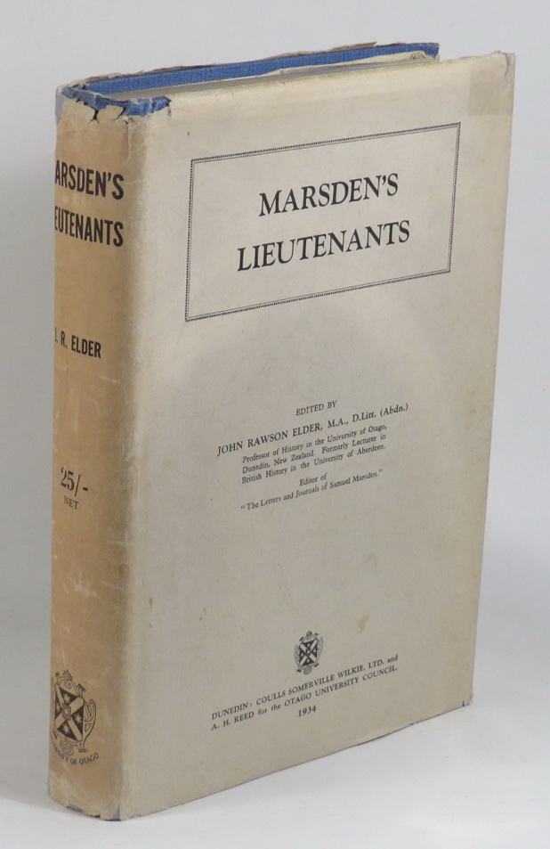 Image for Marsden's Lieutenants