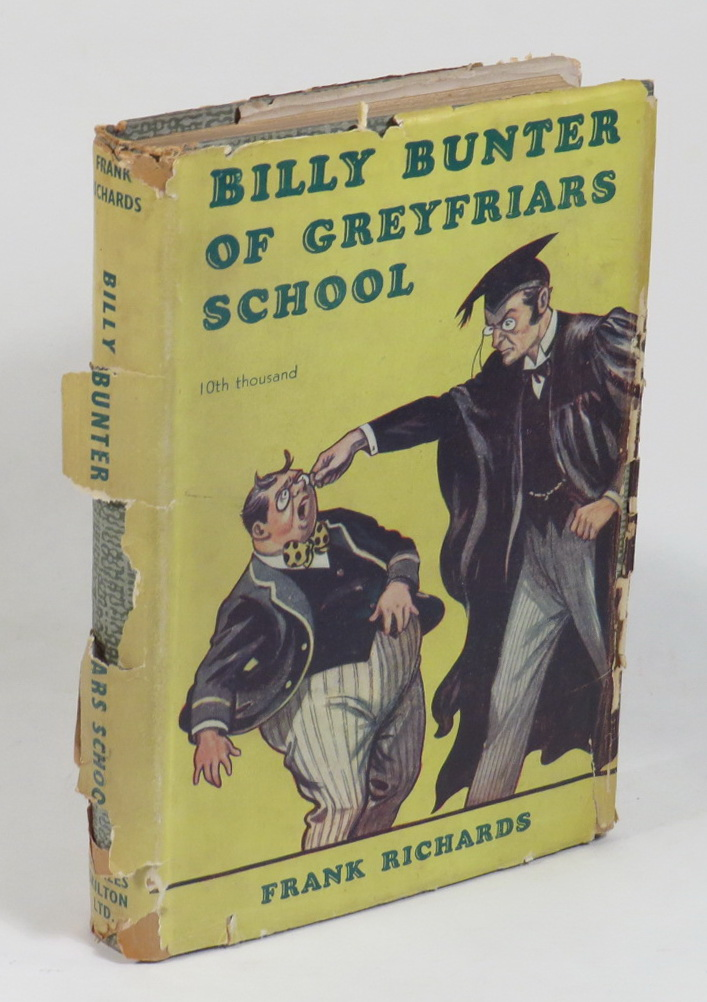 Image for Billy Bunter of Greyfriars School