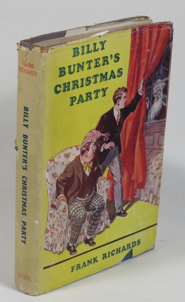 Image for Billy Bunter's Christmas Party