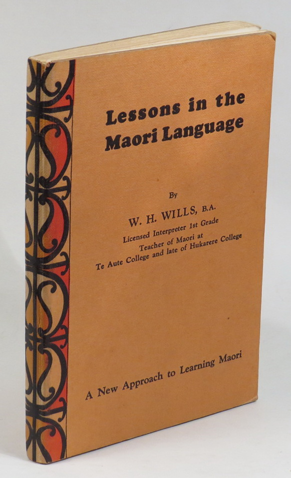 Image for Lesons in the Maori Language - A New Approach to Learning Maori