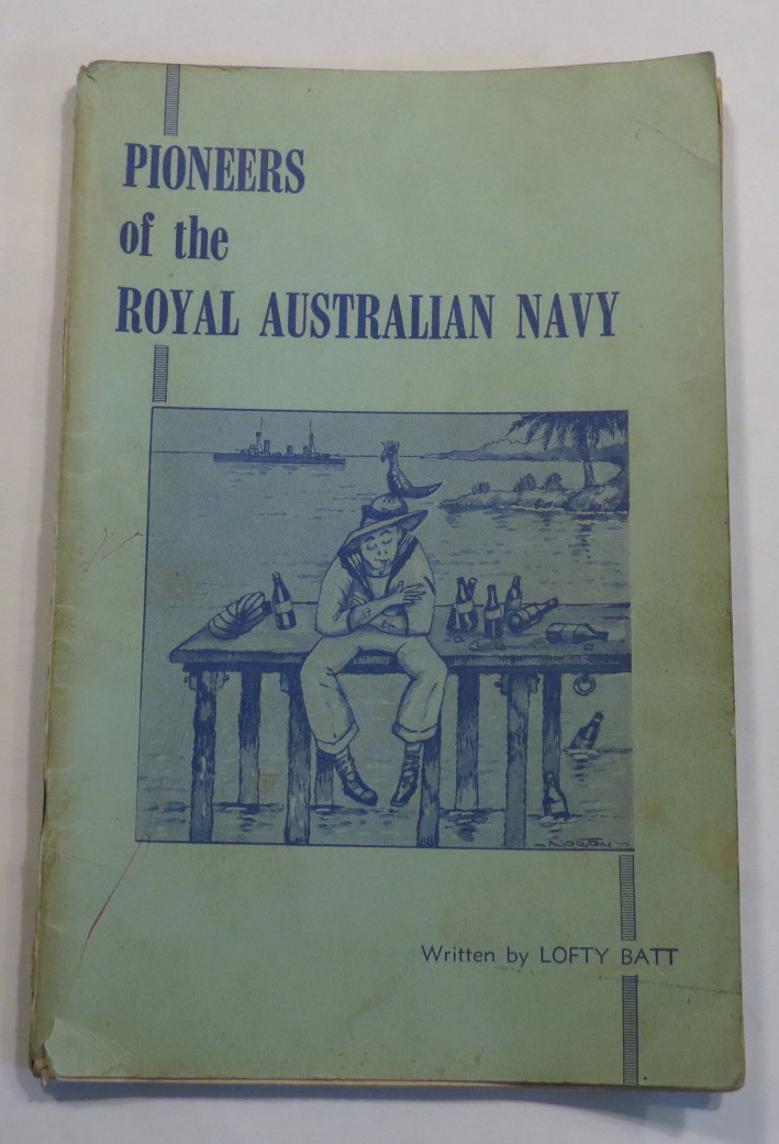 Image for Pioneers of the Royal Australian Navy
