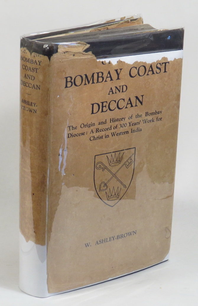 Image for On the Bombay Coast and Deccan - The Origin and History of the Bombay Diocese - A Record of 300 Years' Work for Christ in Western India