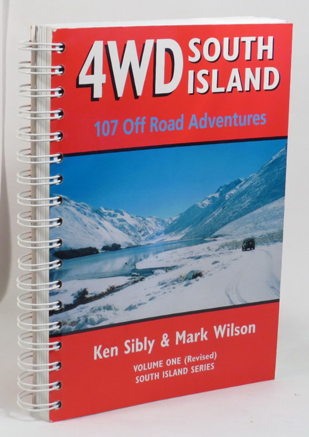 Image for 4WD South Island: 107 Off Road Adventures