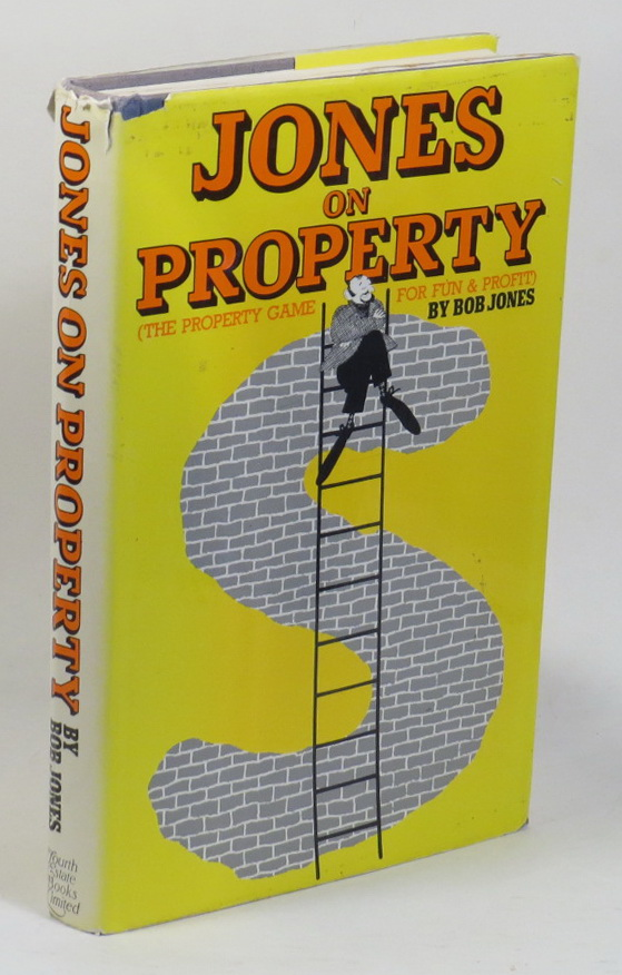 Image for Jones on Property (The Property Game for Fun & Profit)