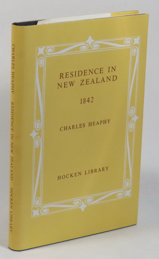 Image for Narrative of a Residence in Various Parts of New Zealand. Together with a Description of the Present State of the Company's Settlements
