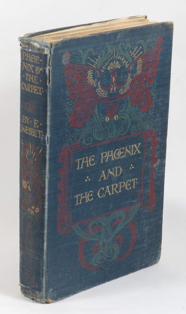 Image for The Phoenix and the Carpet