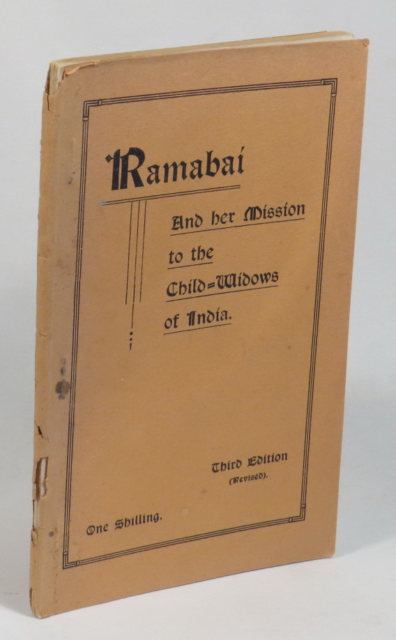 Image for Ramabai and Her Mission to the Child-Widows of India