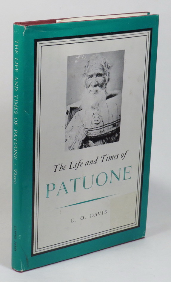 Image for The Life And Times Of Patuone, The Celebrated Ngapuhi Chief
