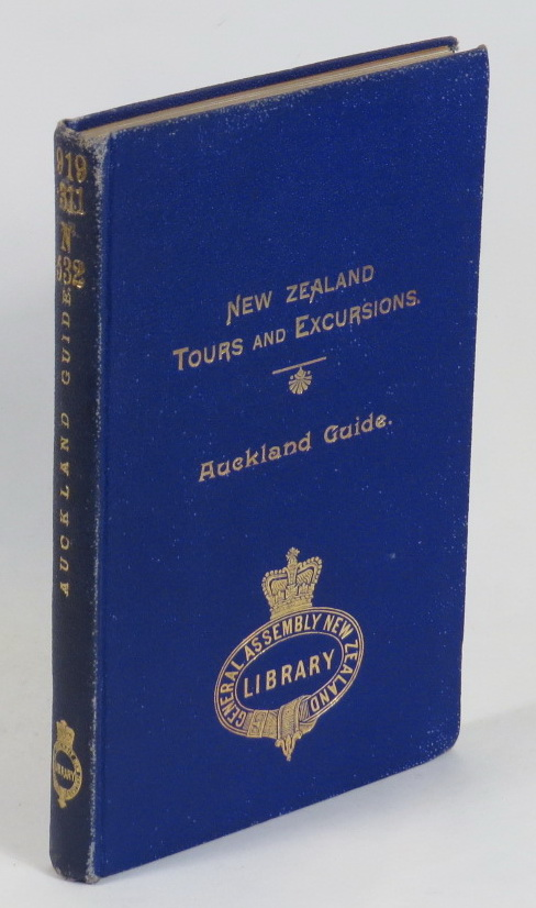 Image for New Zealand Tours And Excursions. [Auckland District]