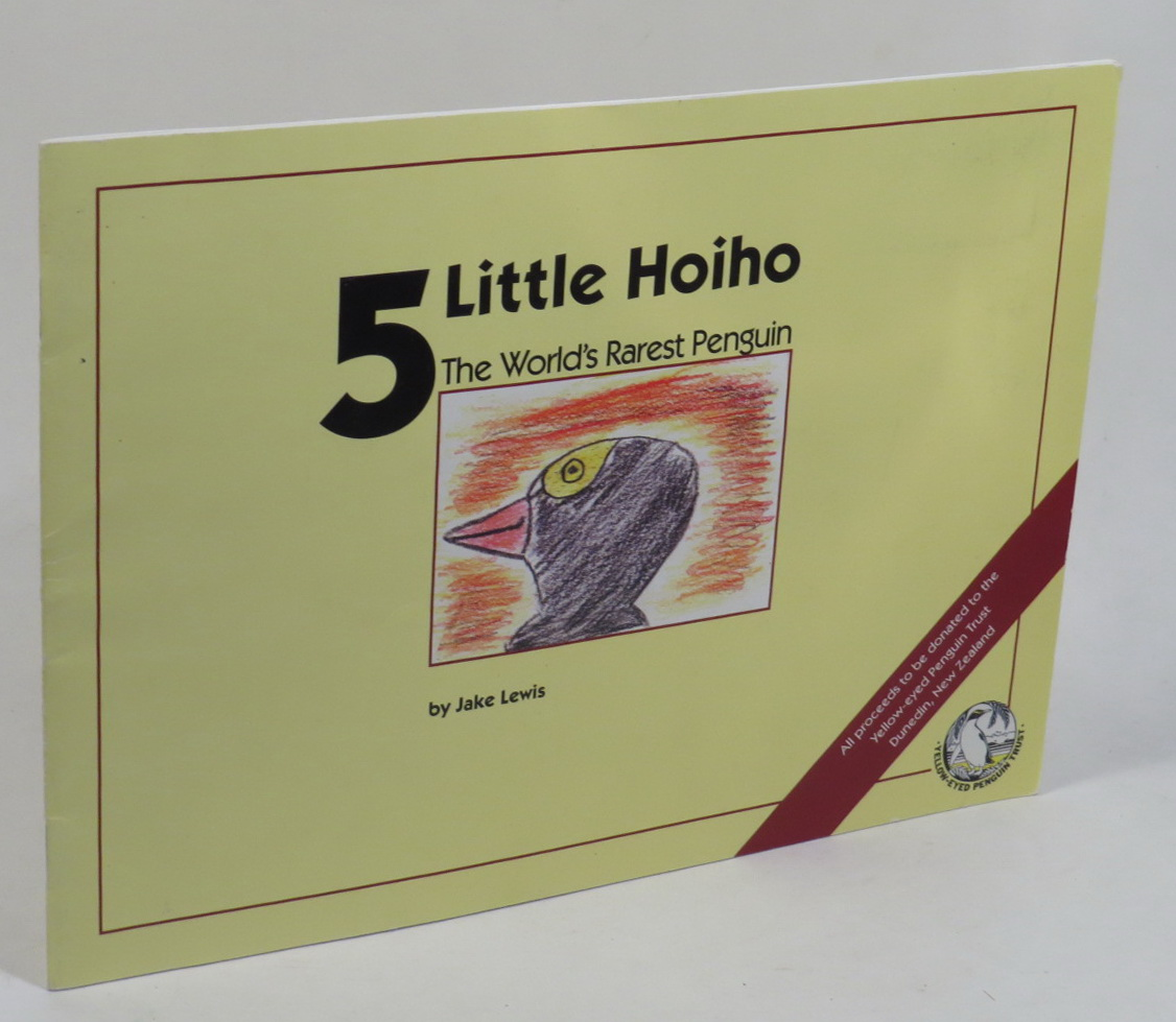 Image for 5 Little Hoiho - The World's Rarest Penguin
