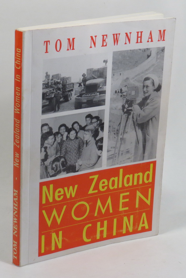 Image for New Zealand Women in China