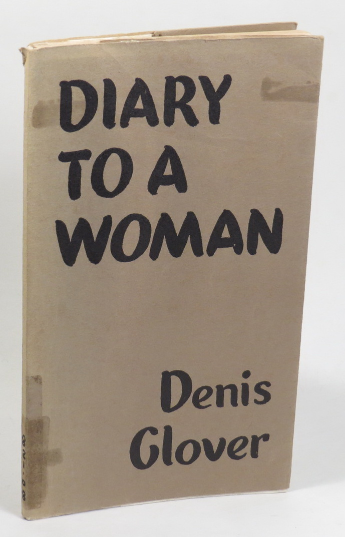Image for Diary to a Woman