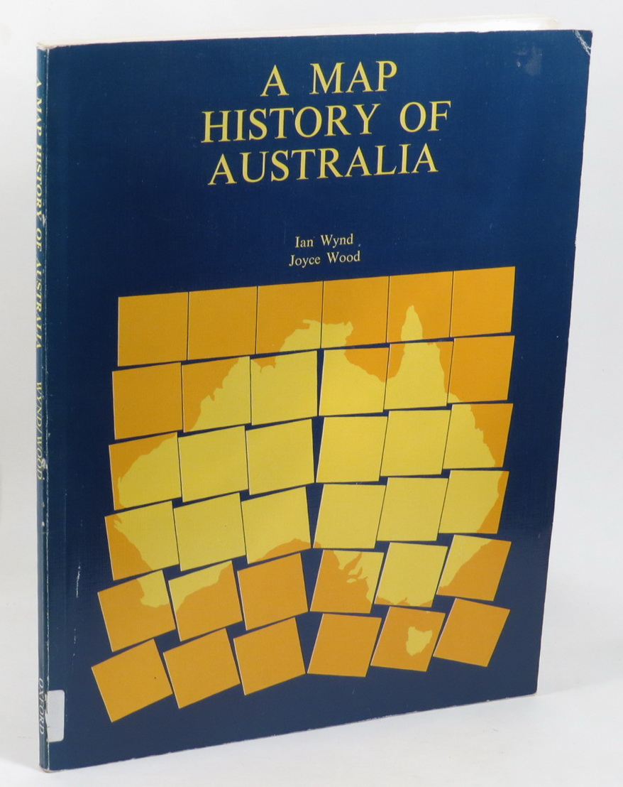 Image for A Map History of Australia