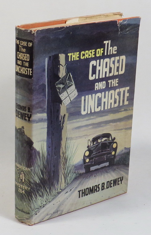 Image for The Case of the Chased and the Unchaste
