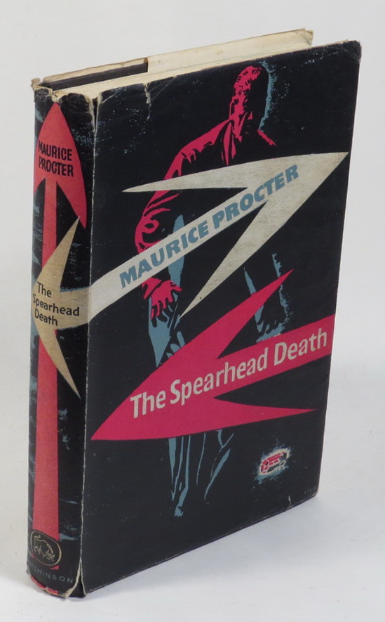 Image for The Spearhead Death
