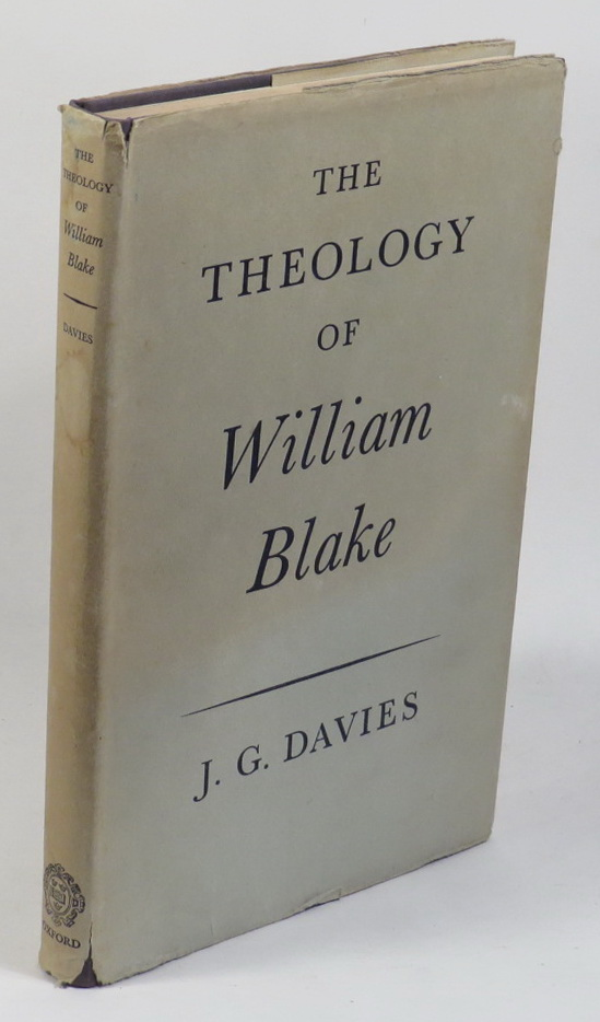 Image for The Theology of William Blake