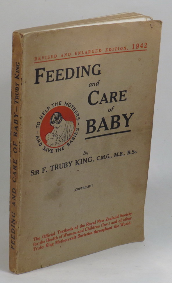 Image for Feeding and Care of Baby