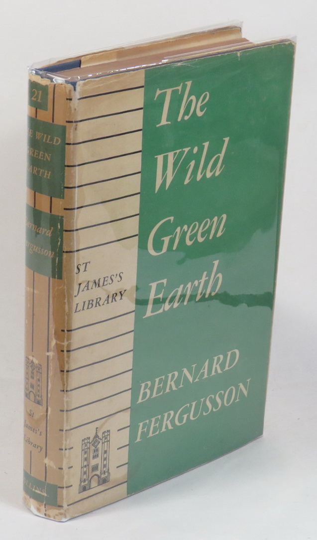 Image for The Wild Green Earth