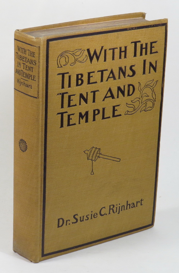 Image for With the Tibetans in Tent and Temple - Narrative of Four Years' Residence on theTibetan Border, and of a Journey into the Far Interior