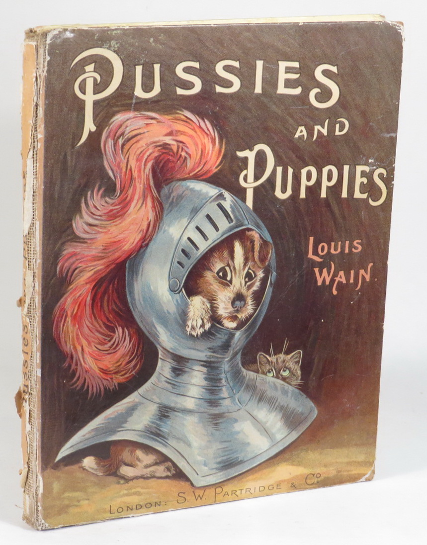 Image for Pussies and Puppies