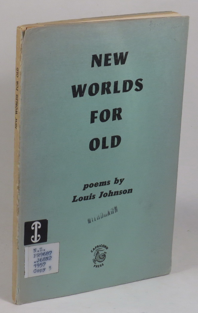 Image for New Worlds for Old