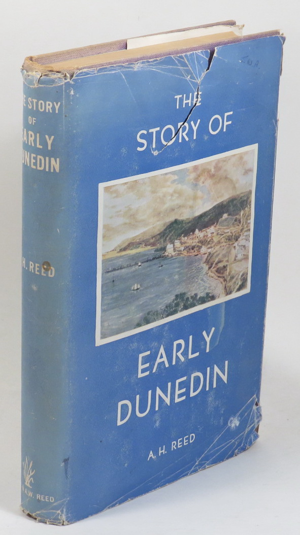 Image for The Story of Early Dunedin