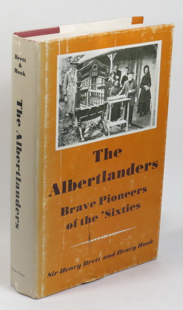Image for The Albertlanders. Brave Pioneers of the 'Sixties