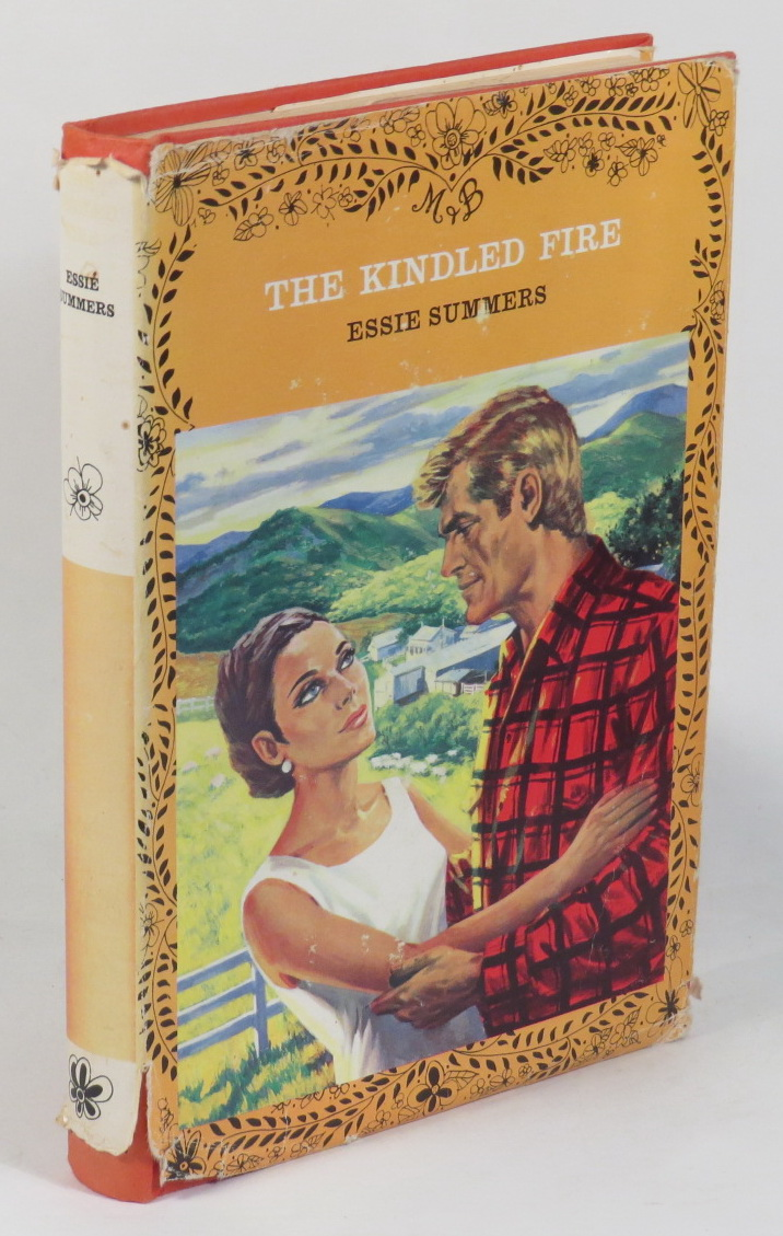 Image for The Kindled Fire