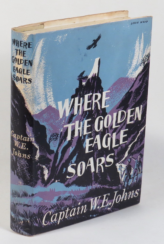 Image for Where the Golden Eagle Soars