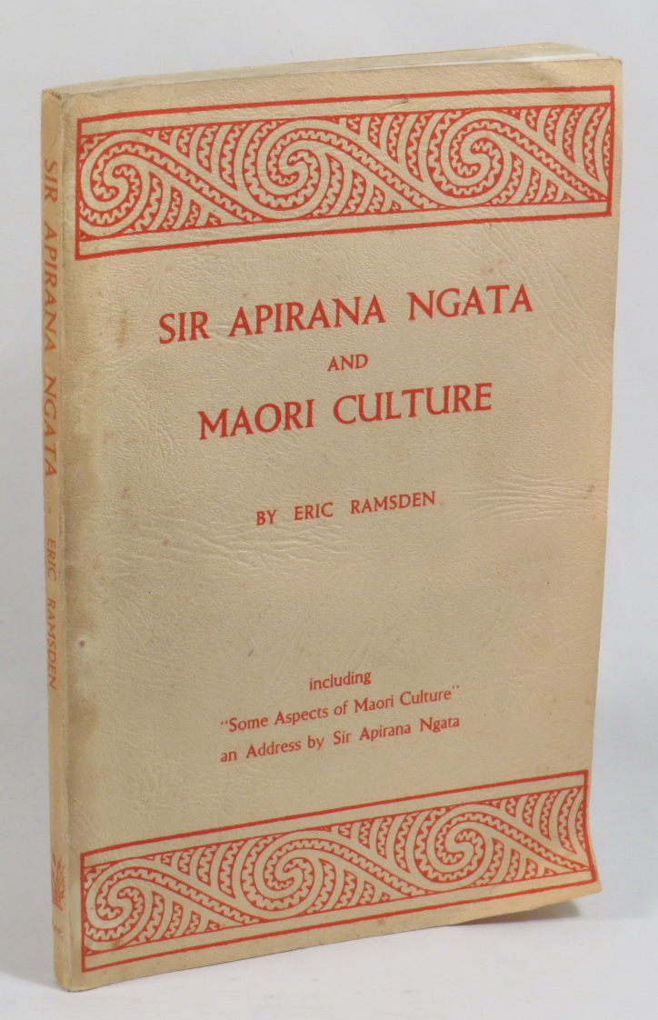 Image for Sir Apirana Ngata and Maori Culture