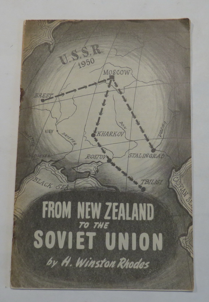 Image for From New Zealand to the Soviet Union