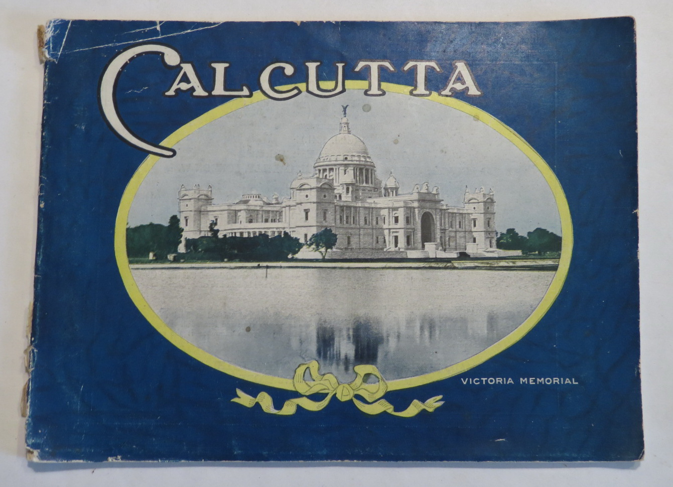 Image for Calcutta & Environs - A Brief Historical, Pictorial & Informative Survey of Places of Interest to the Visitor