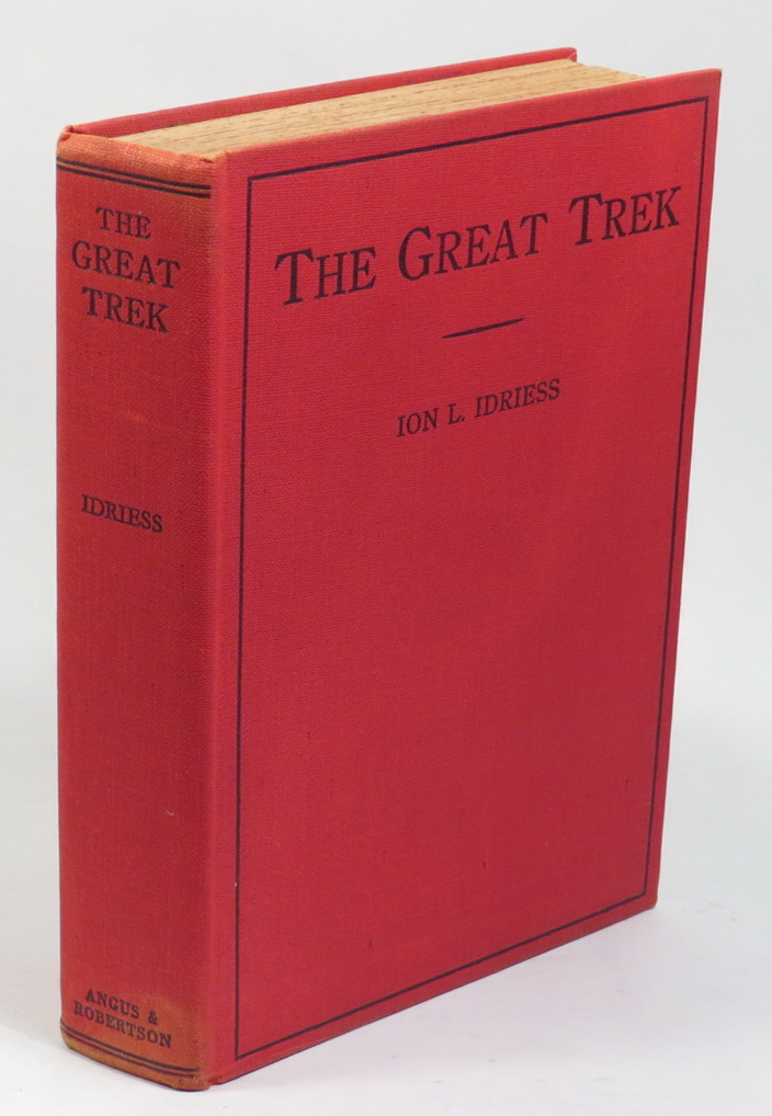 Image for The Great Trek