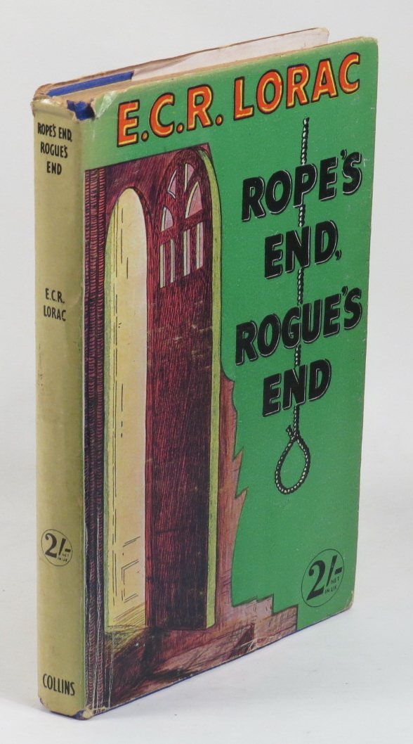 Image for Rope's End. Rogue's End