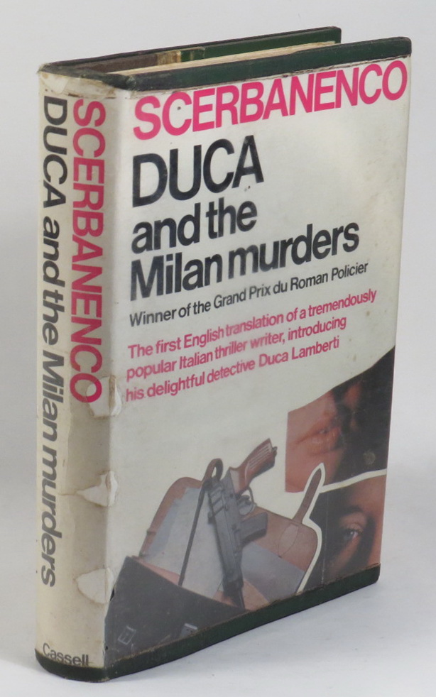 Image for Duca and the Milan Murders
