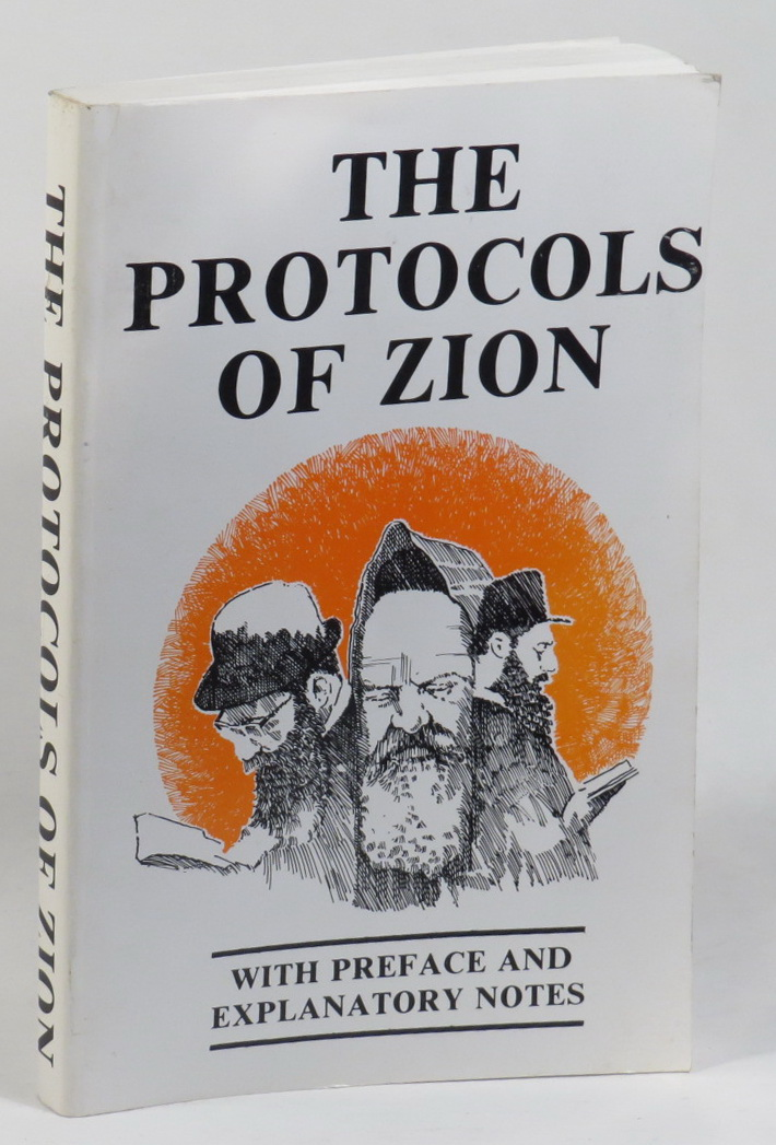 Image for Protocols of the Meetings of the Learned Elders of Zion with Preface and Explanatory Notes
