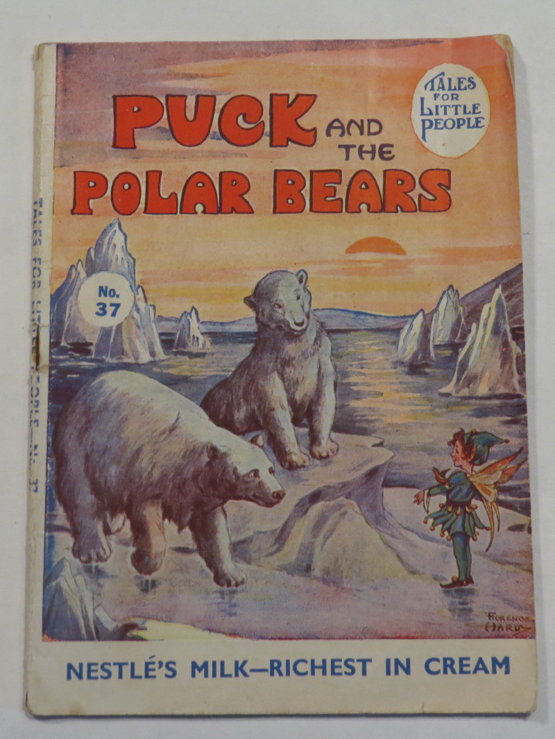 Image for Puck and the Polar Bears - Tales for Little People No. 37