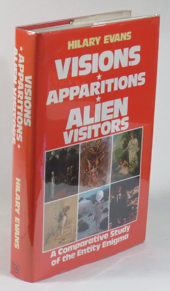 Image for Visions - Apparitions - Alien Visitors