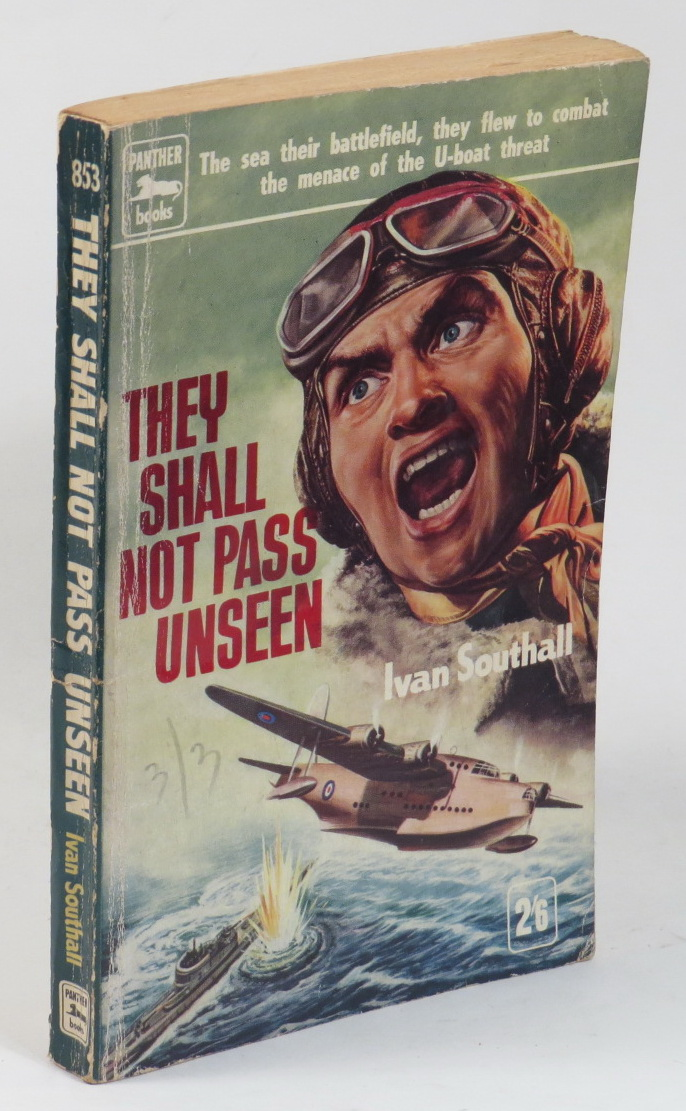 Image for They Shall Not Pass Unseen