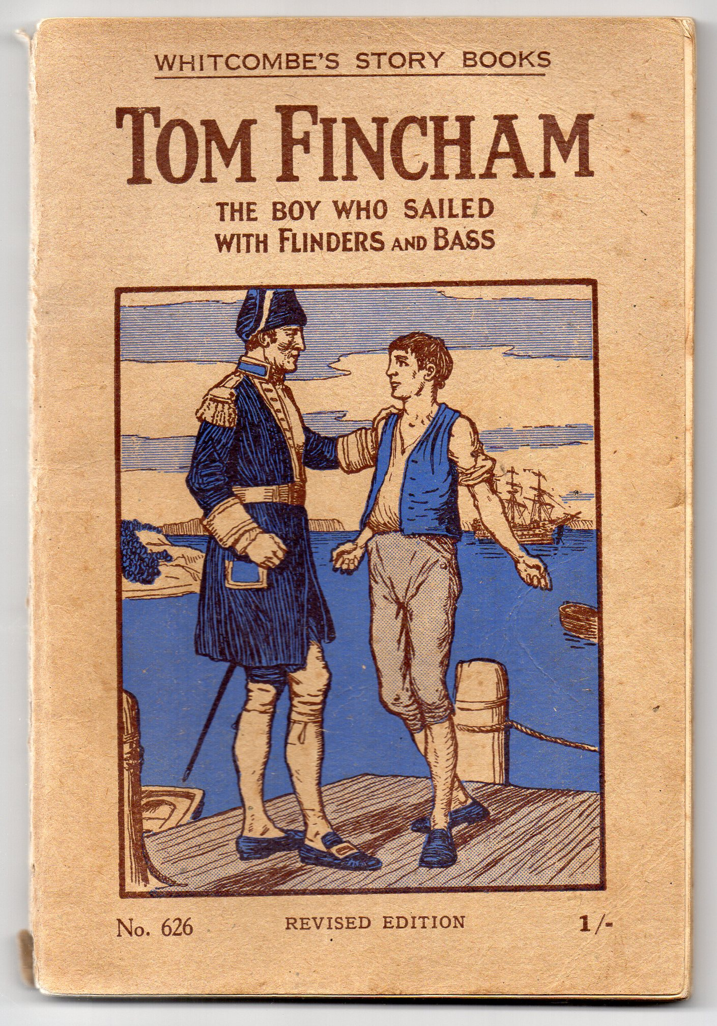 Image for Tom Fincham: The Boy Who Sailed with Flinders and Bass