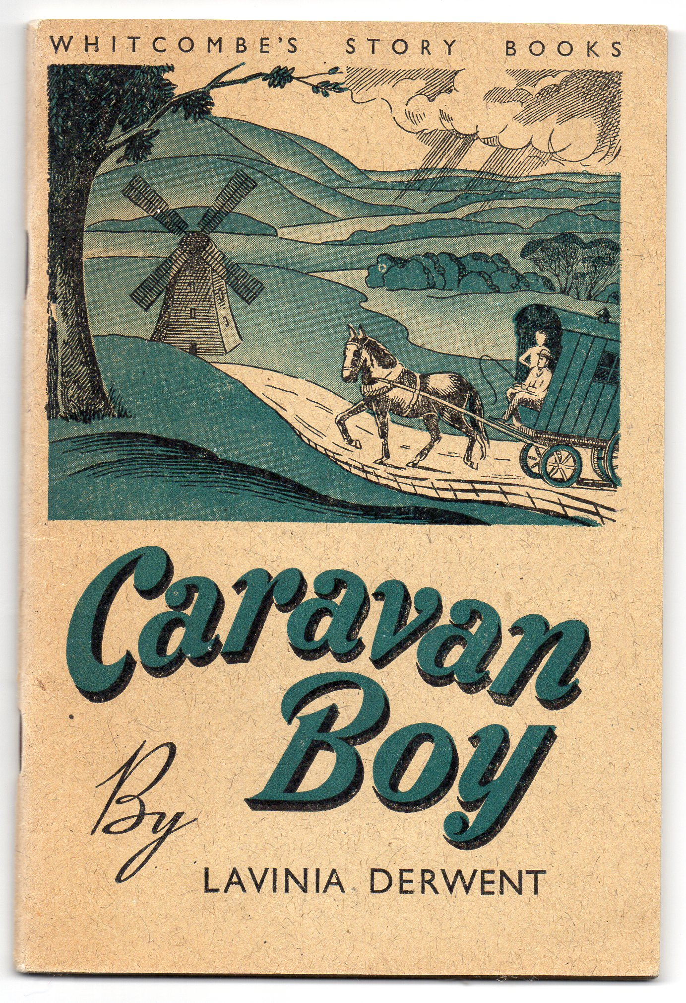 Image for Caravan Boy