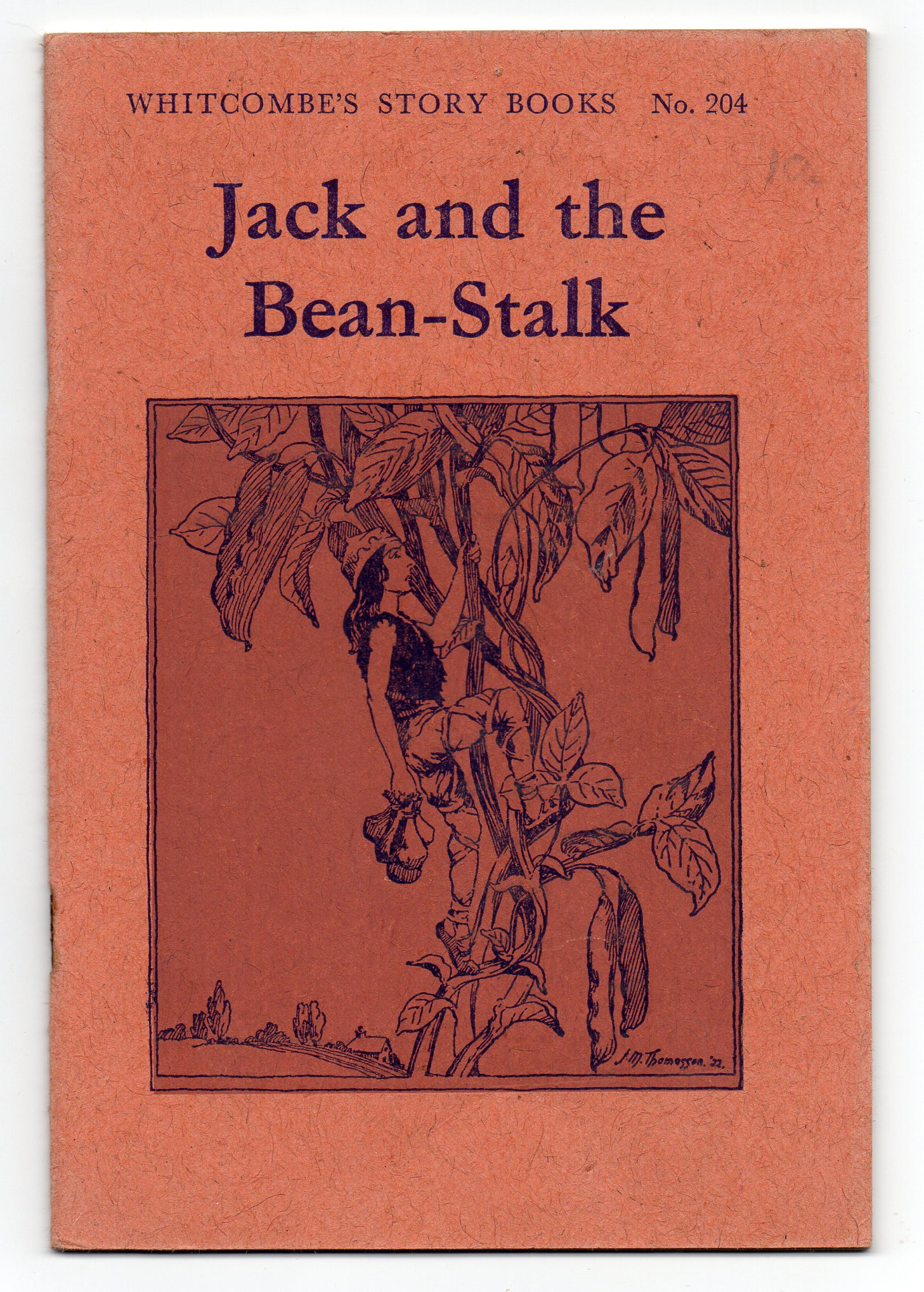 Image for Jack and the Bean-Stalk