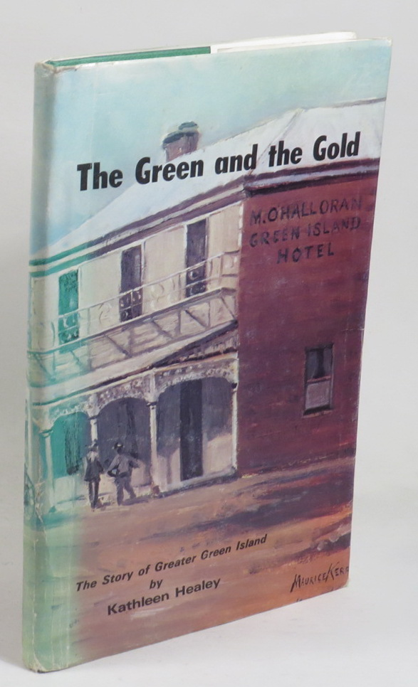 Image for The Green and the Gold: The Story of Greater Green Island