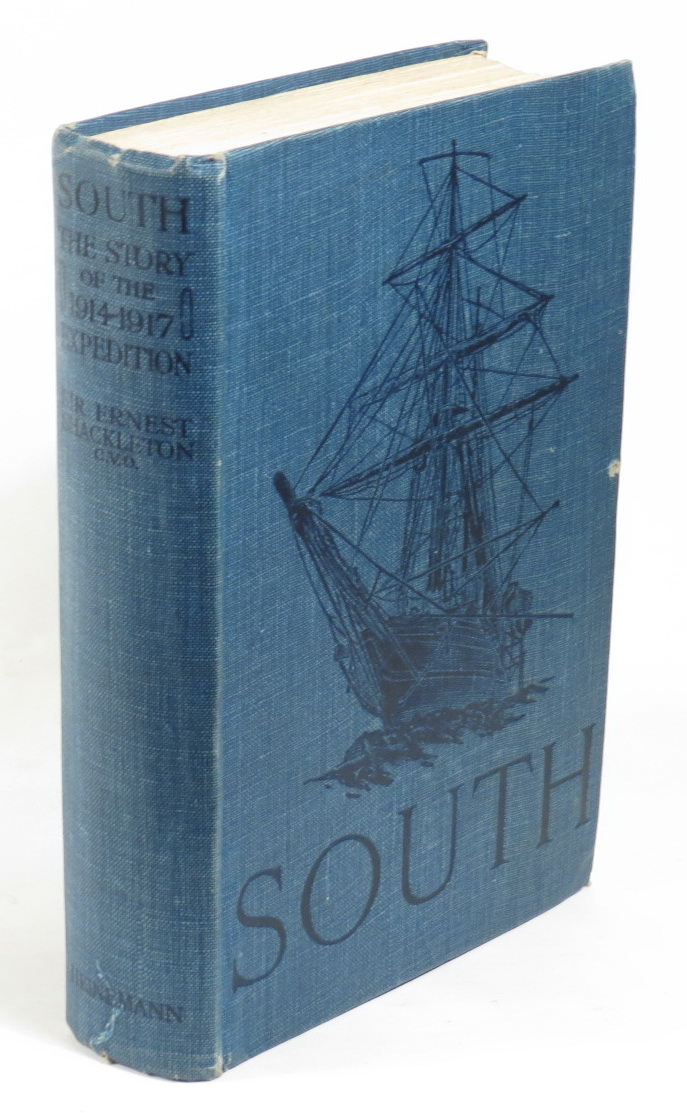Image for South: The Story of Shackleton's 1914-1917 Expedition
